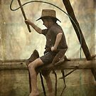 Backyard Cowboy... (Free State, South Africa) by Qnita
