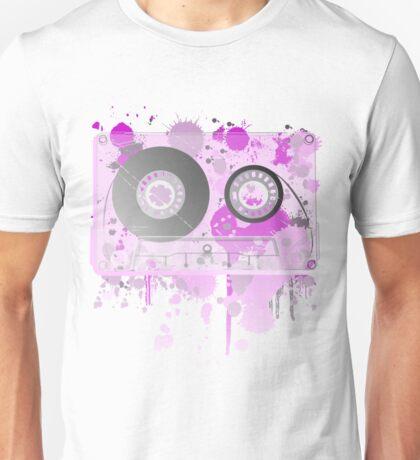 Cassette Series Nr. 3 - Purple Madness Unisex T-Shirt