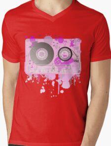 Cassette Series Nr. 3 - Purple Madness Mens V-Neck T-Shirt