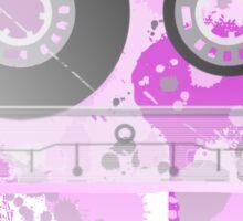 Cassette Series Nr. 3 - Purple Madness Sticker
