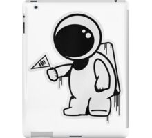 Lonely Astronaut iPad Case/Skin