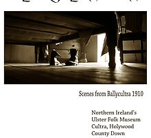 Ballycultra 1910 ~ Ulster Folk Museum by ragman