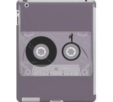 Cassette Series Nr. 2 - Saxophone man iPad Case/Skin