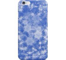 """Bluewhite""  #1 iPhone Case/Skin"