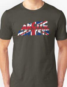 Arctic monkeys UK Unisex T-Shirt