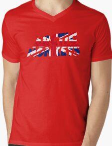 Arctic monkeys UK Mens V-Neck T-Shirt