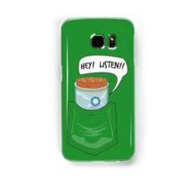 Hey! Listen! Pocket Navi Samsung Galaxy Case/Skin
