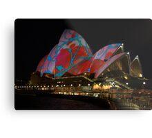 Light Art - Vivid Sydney 2009 Metal Print