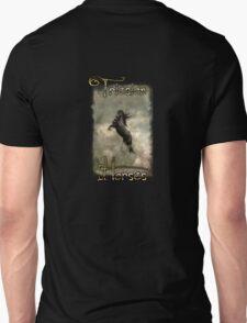 "Shirtdesign ""Friesian Horses"" Unisex T-Shirt"