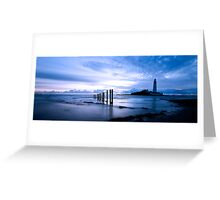 St Mary's Light Greeting Card