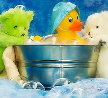 Rub a Dub - Three in a Tub by Trudy Wilkerson