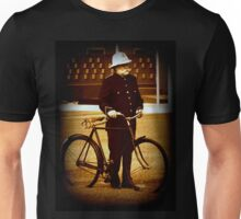 LARGS BAY-POLICE ACADEMY REINACTMENT Unisex T-Shirt