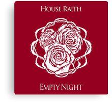 House Raith Canvas Print