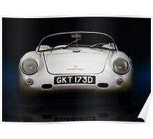 Porsche 550 Spyder Poster