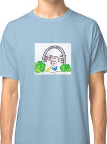 Jenny Quips:  Jenny Reads! Classic T-Shirt