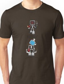 When Computers take over... Unisex T-Shirt