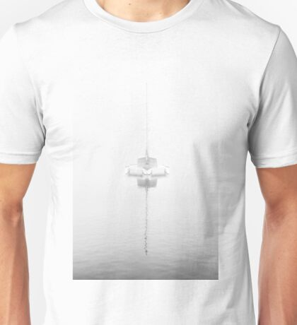 Symmetry on the water Unisex T-Shirt