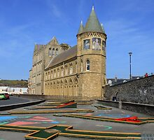 The Old College, Aberystwyth by GreyFeatherPhot