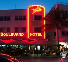 South Beach Neon by jeffbrowne