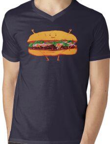 "Vietnamese Pork Roll - ""Banh Mi"" Mens V-Neck T-Shirt"