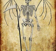 Angel of death... by buyart