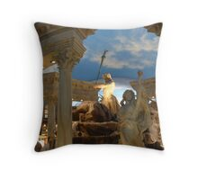 Power2 Throw Pillow