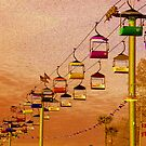 Sky Ride by David Lee Thompson