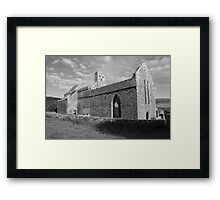 Corcomore Abbey Framed Print
