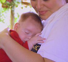 sleepy baby by Daidalos