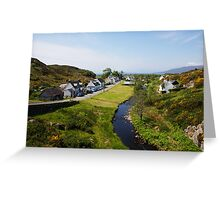 Duirinish Greeting Card