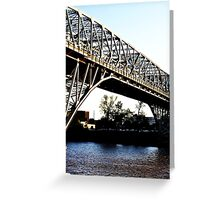 Red River Greeting Card