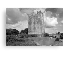 Dysert o Dea castle Canvas Print