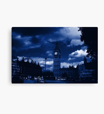 .: The Face of Time :. Canvas Print