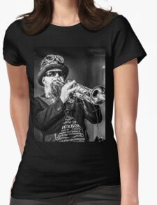 Papa Legba's Womens Fitted T-Shirt