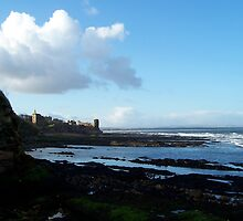 St.Andrew's Castle #2 by Derek Chalmers