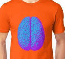 Psychedelic Brain Unisex T-Shirt
