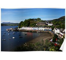 Portree Harbour (Isle of Skye) Poster