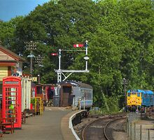 Pitsford and Brampton Station by SimplyScene