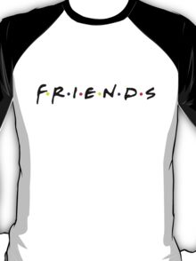 FRIENDS Logo T-Shirt
