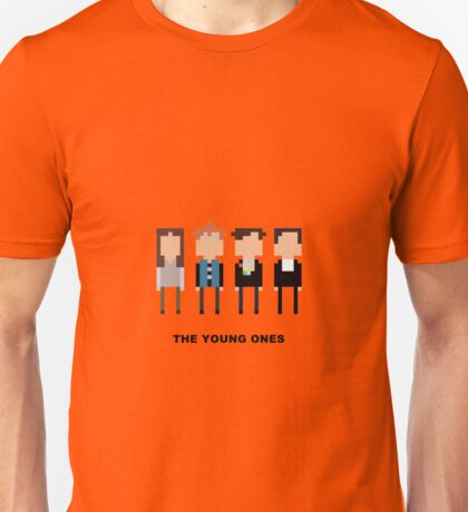 The Young Ones Mini-figure  Unisex T-Shirt