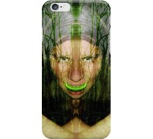 Take A Bite To Stand and Fight Lyme iPhone Case/Skin
