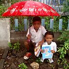 Rainy Day in Suai by Margarida Martins by Friends  of Suai
