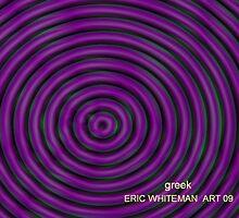(GREEK  )  ERIC WHITEMAN  ART  by eric  whiteman