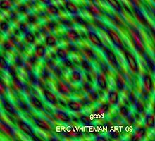 ( GOOD ) ERIC WHITEMAN ART  by eric  whiteman
