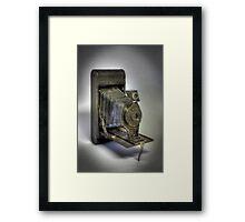 Kodak Autographic Brownie Framed Print