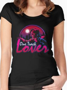 One track lover Women's Fitted Scoop T-Shirt