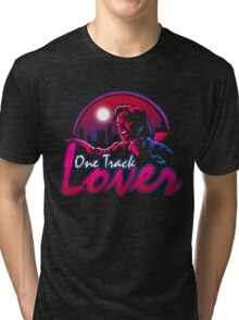 One track lover Tri-blend T-Shirt