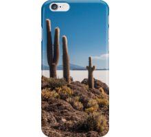 Isla del Pescado iPhone Case/Skin