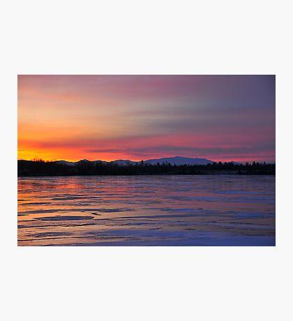 Isle LaMotte Vermont Photographic Print