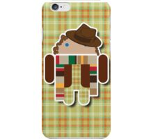 Dr. Whodroid iPhone Case/Skin